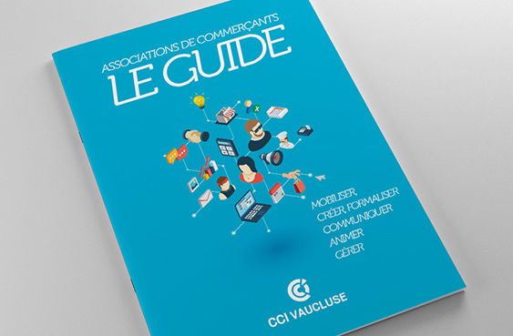 GUIDE ASSOCIATIONS COMMERCES VAUCLUSE