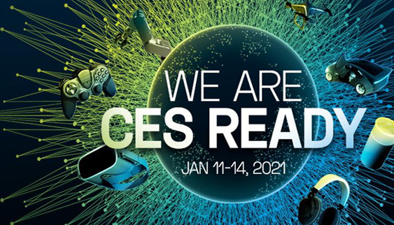 CES 2021 all digital