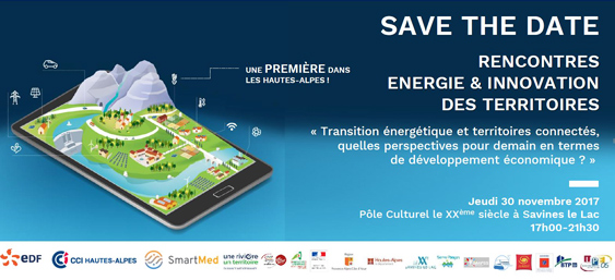 RENCONTRES ENERGIE INNOVATION CCI05