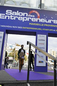 L 39 international au rendez vous du premier salon des for Chambre de commerce et industrie marseille